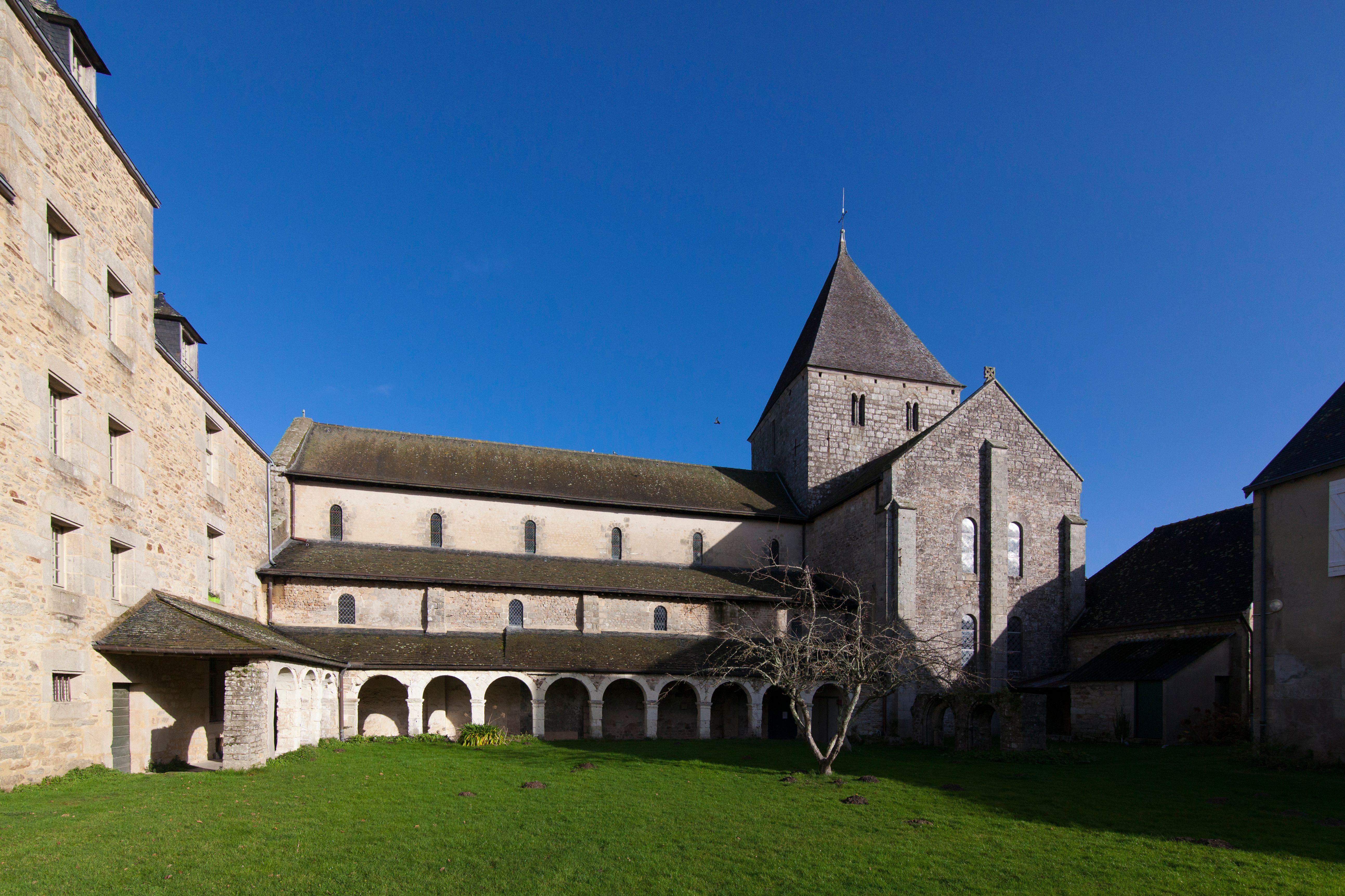 Eglise Notre-Dame de Locmaria à Quimper
