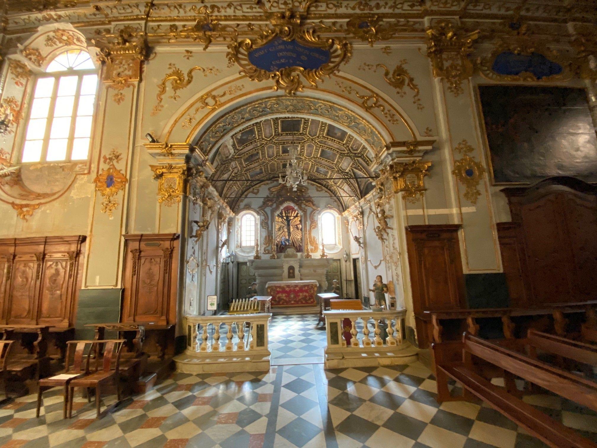 Oratoire Sainte-Croix à Bastia