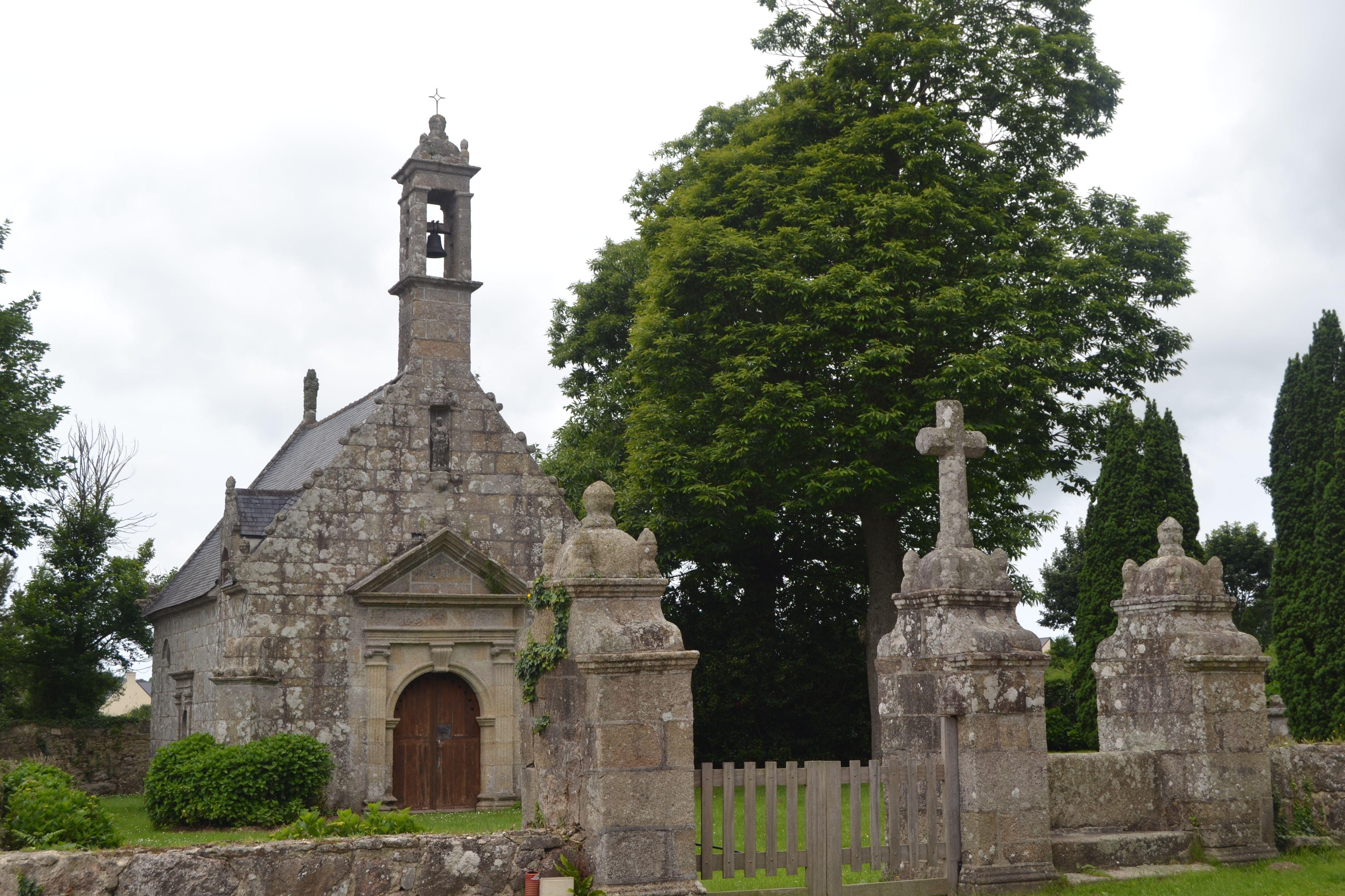 Chapelle Saint-Sébastien à Lannilis