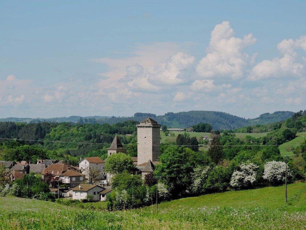 village de teyssieu
