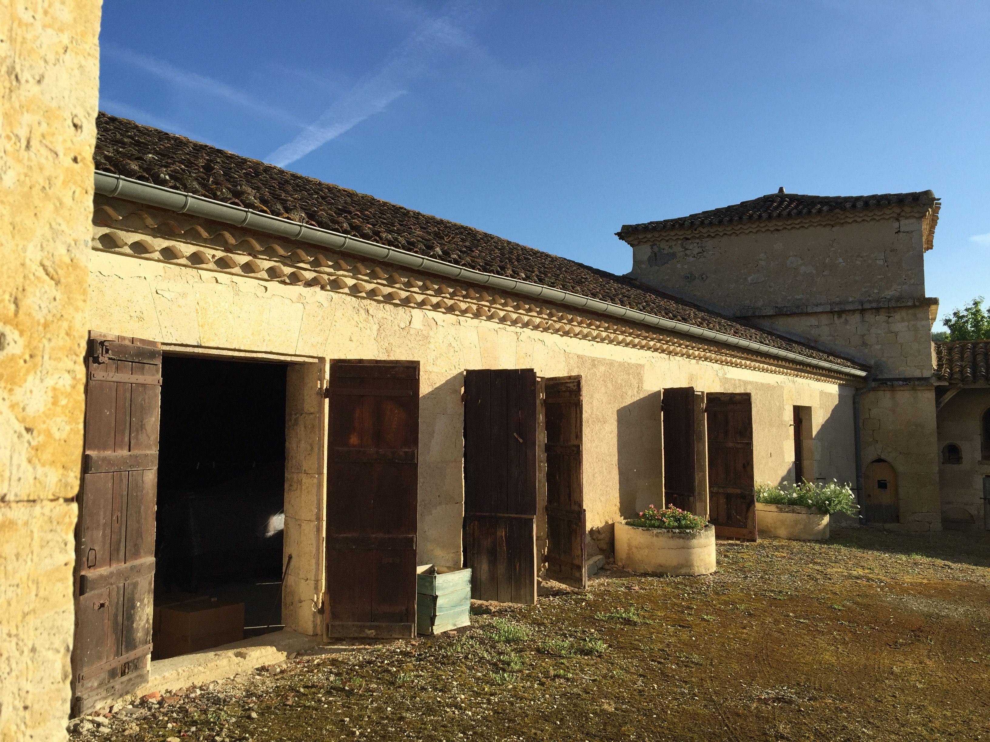 Restauration du Château de Basté à Béraut