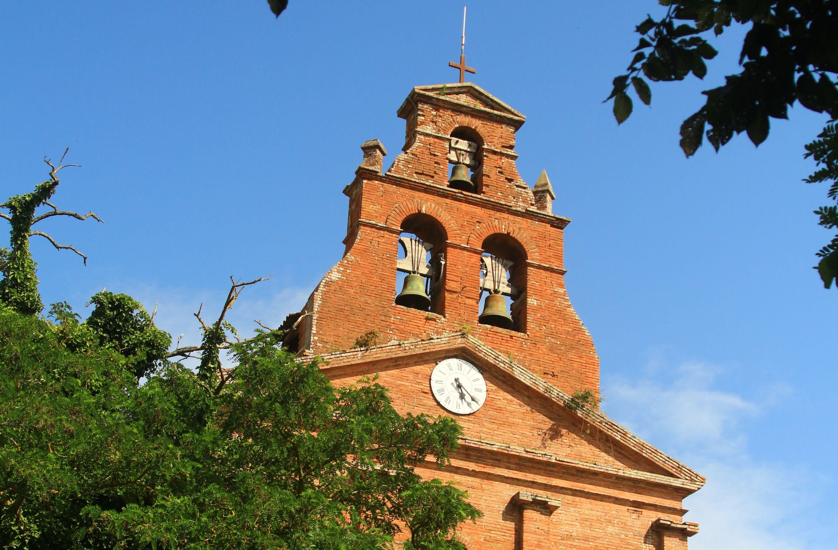 Eglise Saint Etienne de Vieillevigne