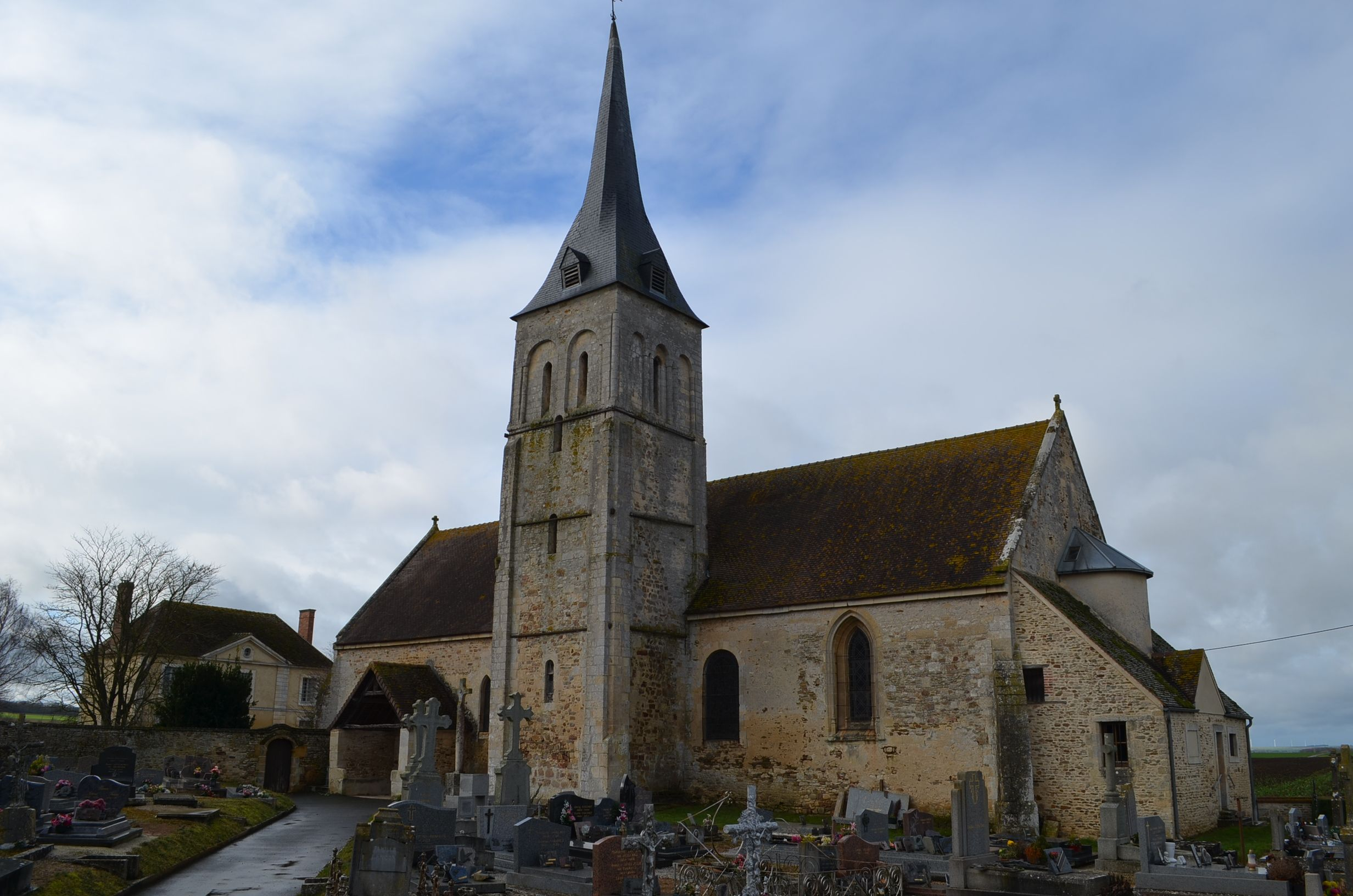 EGLISE SAINT-CLAUDE
