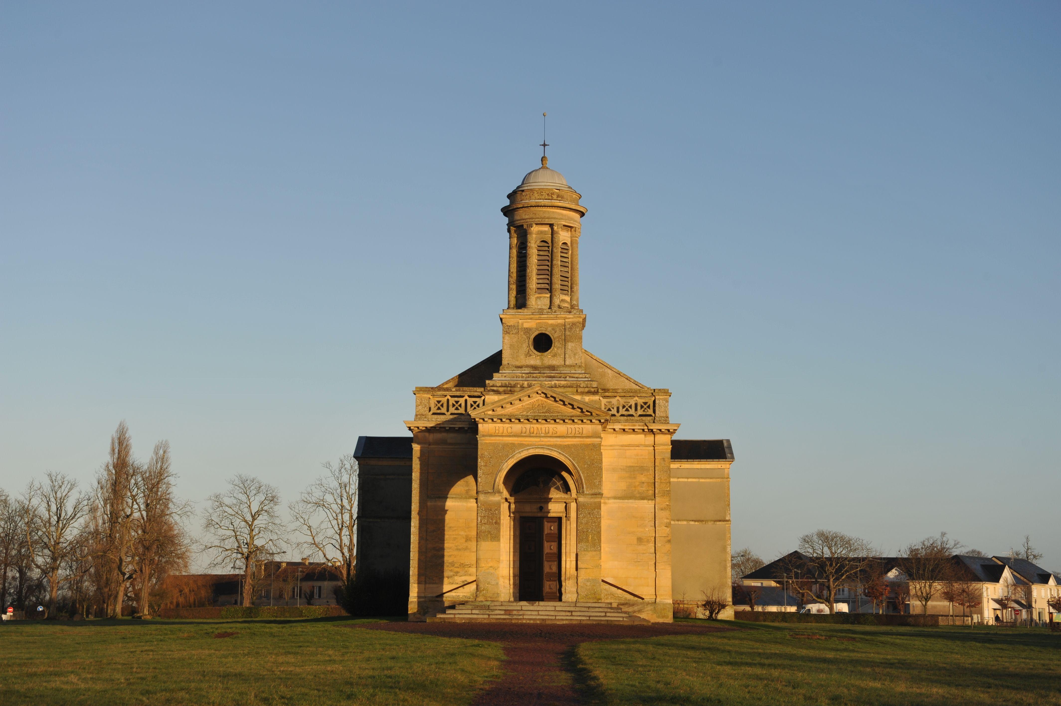 L'église Saint-Martin d'Amfreville