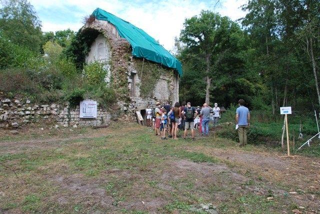 Prieuré des Moulineaux à Poigny la Forêt