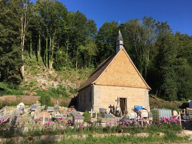 La chapelle du tôt de Clères