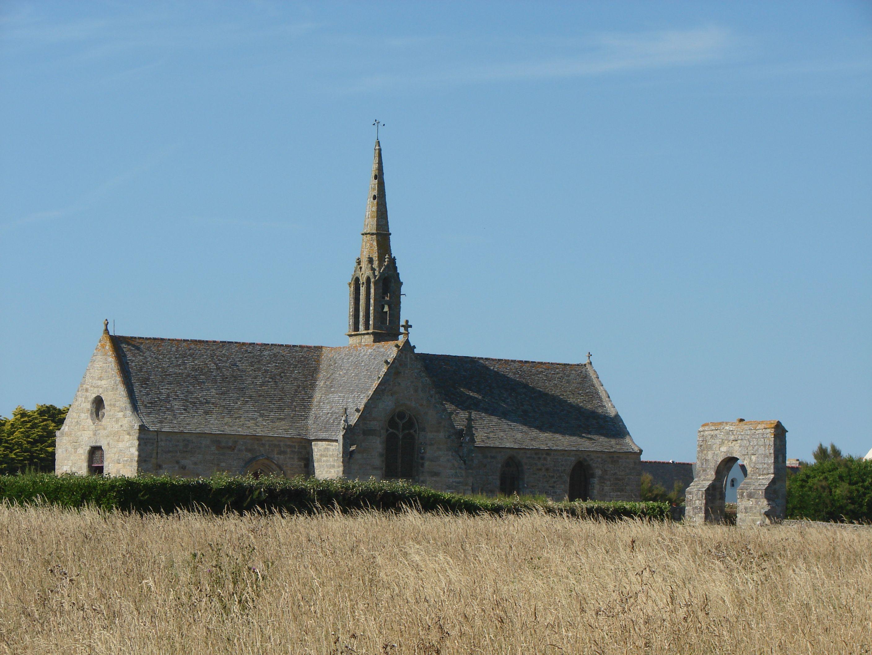 Chapelle Notre-Dame de Penhors à Pouldreuzic