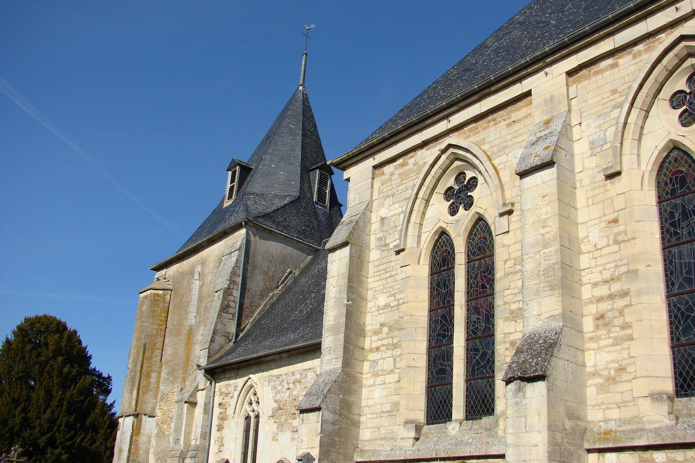 Eglise de Sainte-Honorine-du-Fay - Calvados