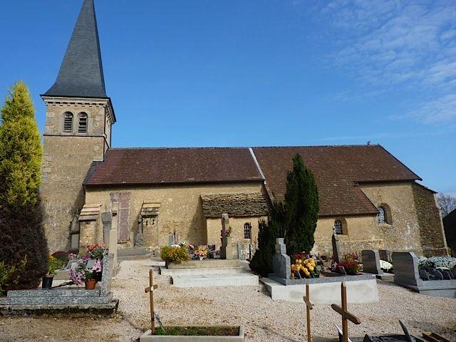 église de châtel de gizia