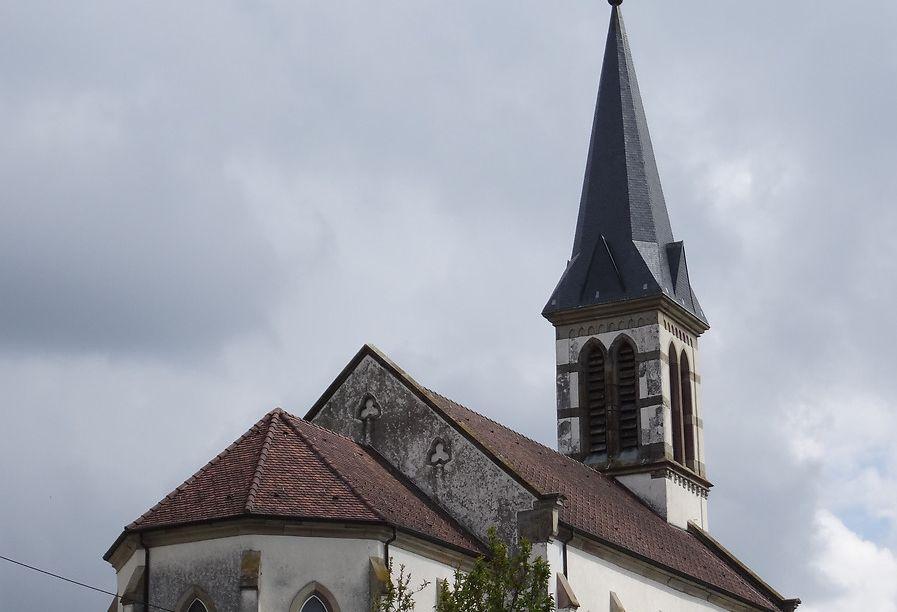 Eglise Saint-Jacques-le-Majeur de Michelbach-le-Haut : projet de sécurisation