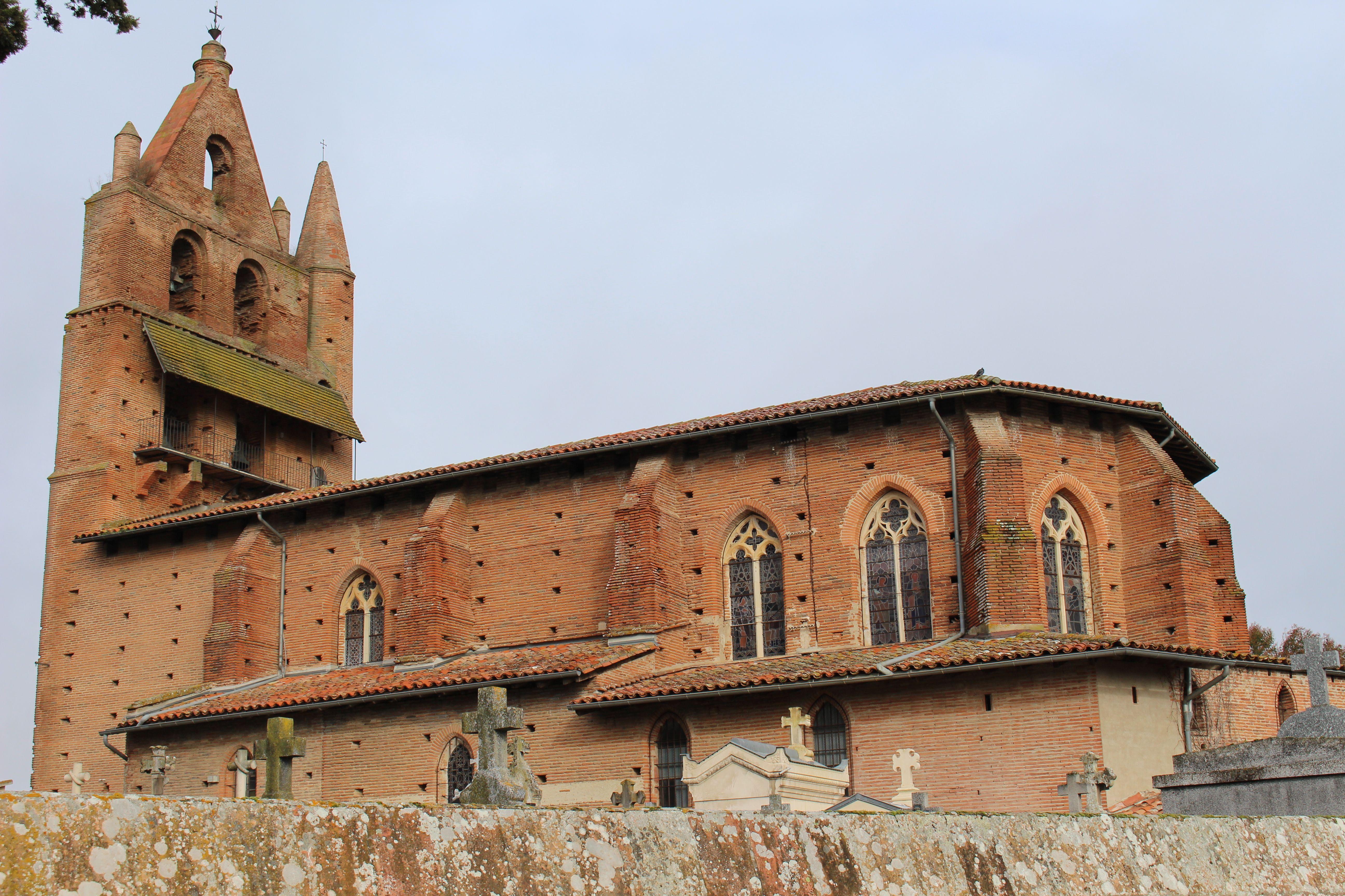 Eglise Saint Jean-Baptiste de Garidech