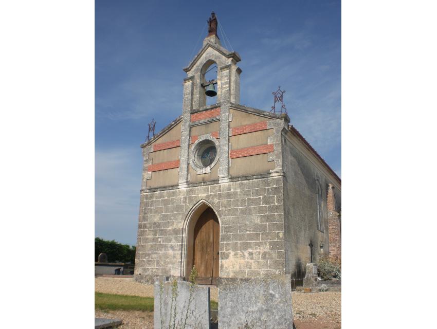 Chapelle Saint-Léonard de Gardedeuilh à Eygurande et Gardedeuilh
