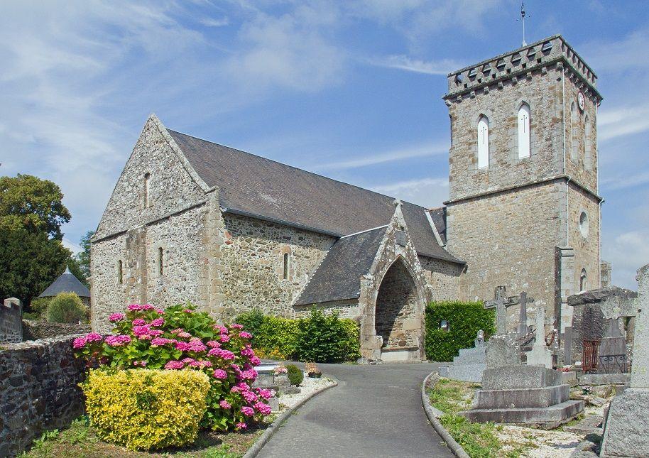 Église Saint Jean-Baptiste - Saint Jean le Thomas