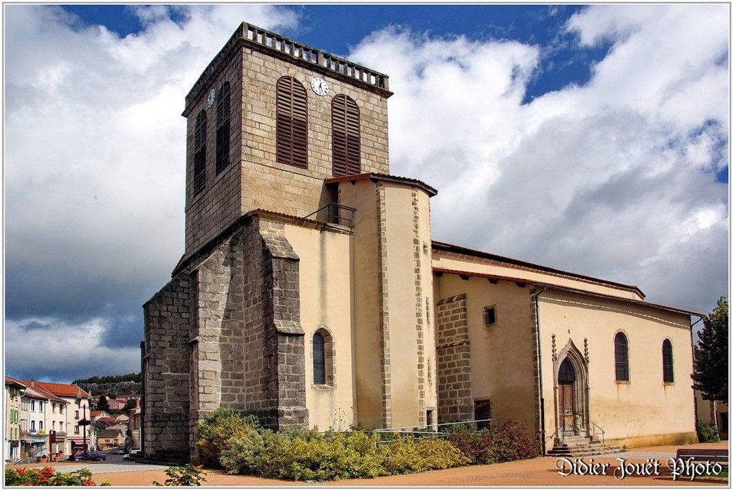 Eglise de la Nativité-de-la-Bienheureuse-Vierge-Marie de Saint-Rémy-sur-Durolle