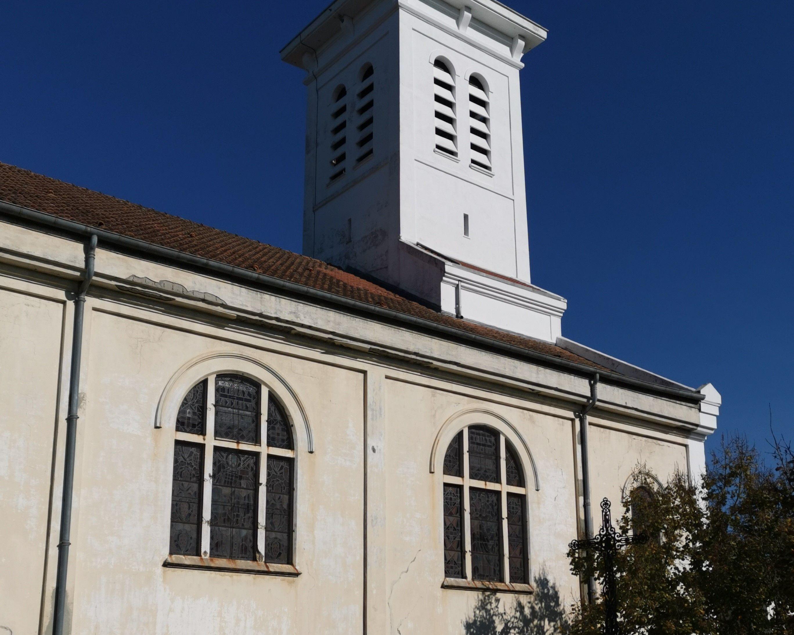 Eglise Saint-Jean-Baptiste à Brocas