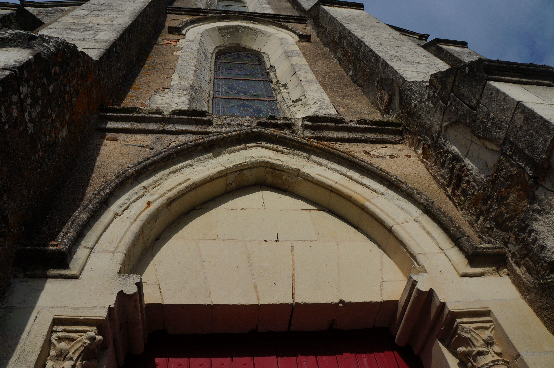 Eglise Saint Martin de Carbay en Maine-et-Loire