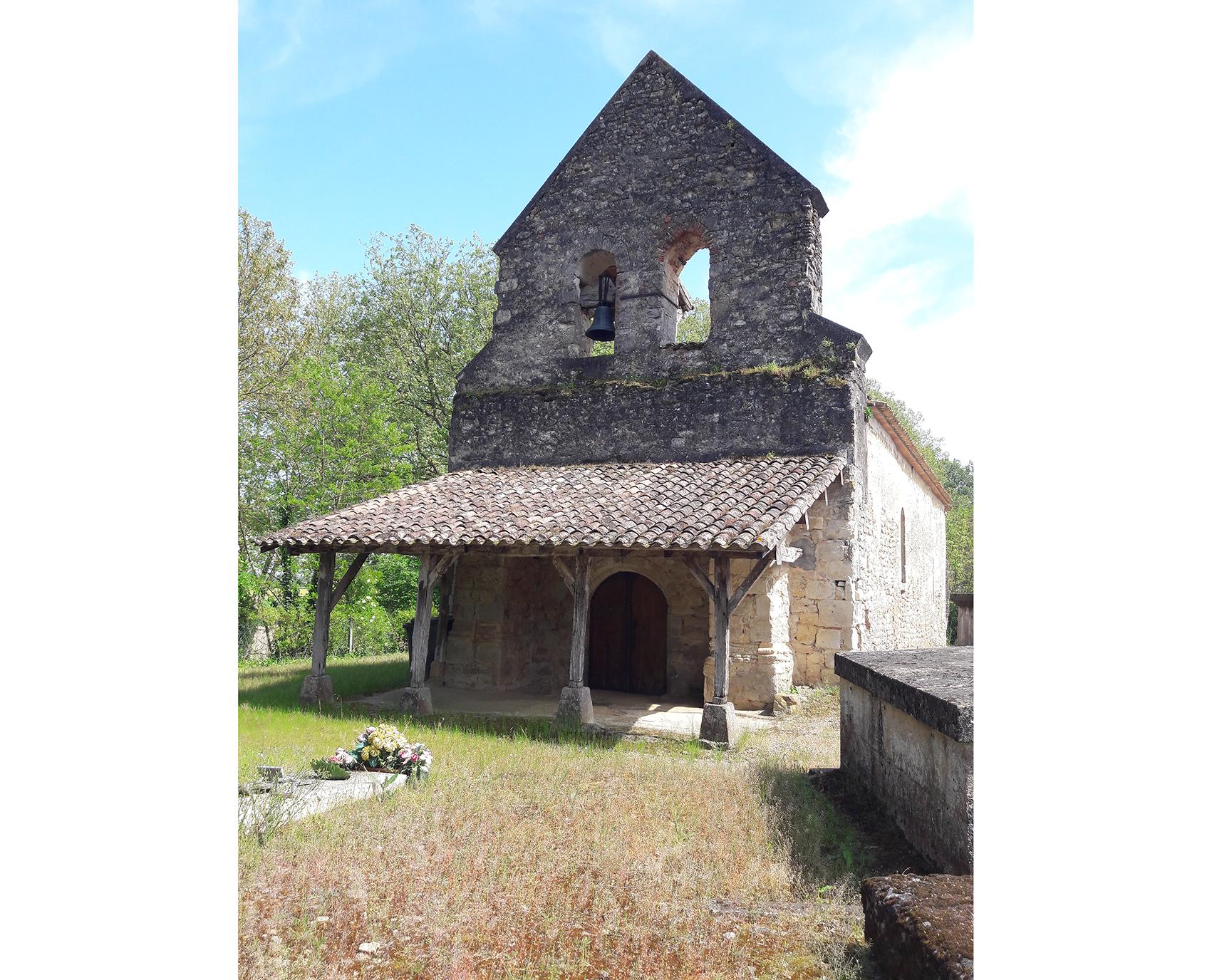 Eglise Saint-Barthélemy de Tersac à Meilhan-sur-Garonne