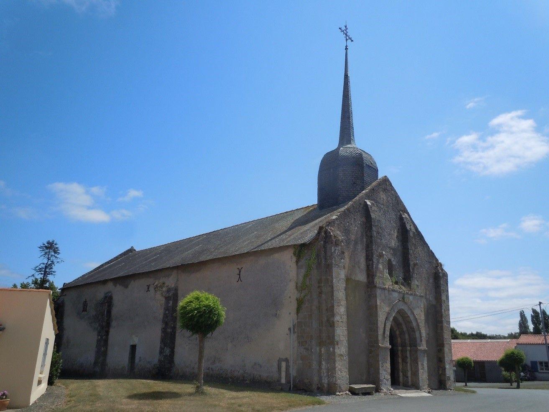 Chapelle de Fréligné  à Touvois