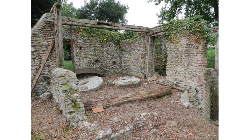 Moulin à Uzein