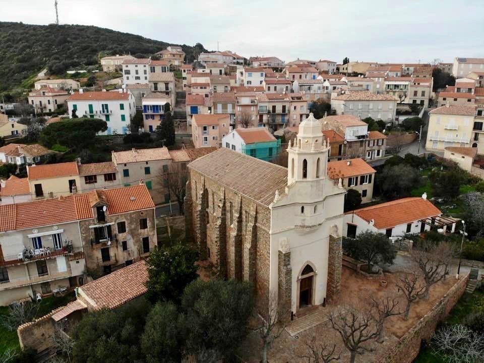 Eglise Saint-Spyridon en Corse-du-Sud