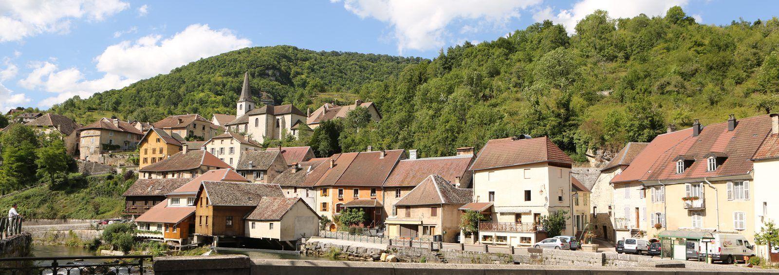 le village de lods