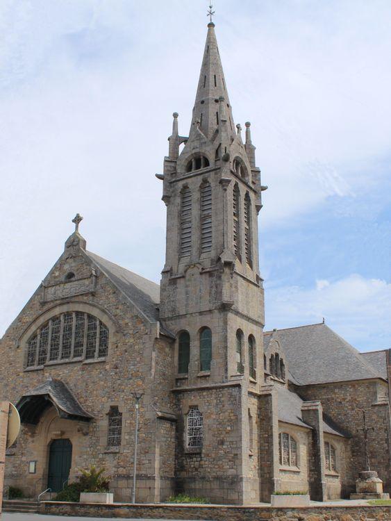 Eglise Saint-Rémi © Mairie de Camaret-sur-Mer