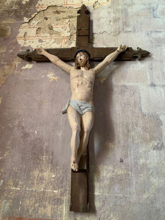 Christ en chaire
