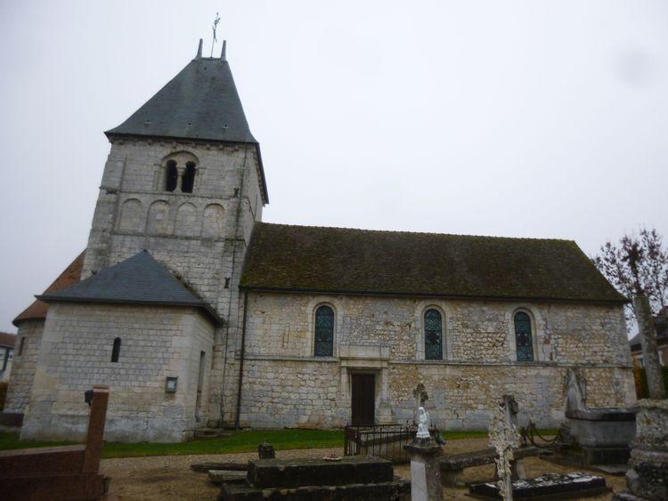 L'église Saint-André de Yainville