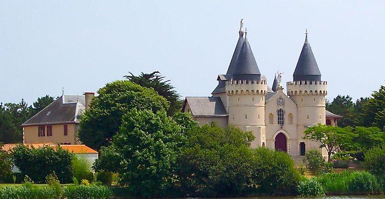 Chapelle de Bourgenay