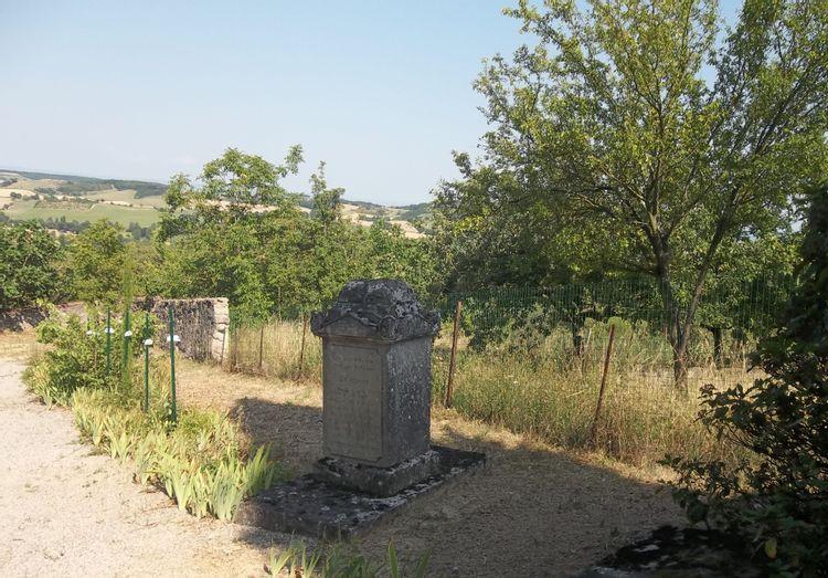 """cimetière dit """"protestant"""" de puylaurens"""