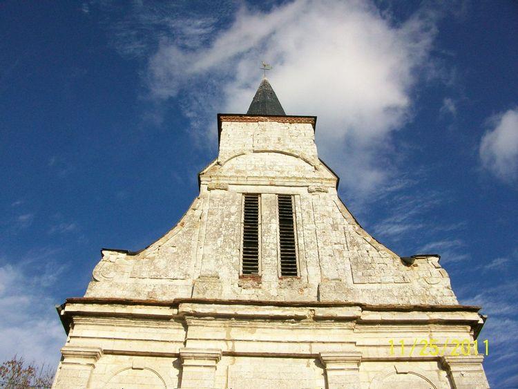 vue façade occidentale