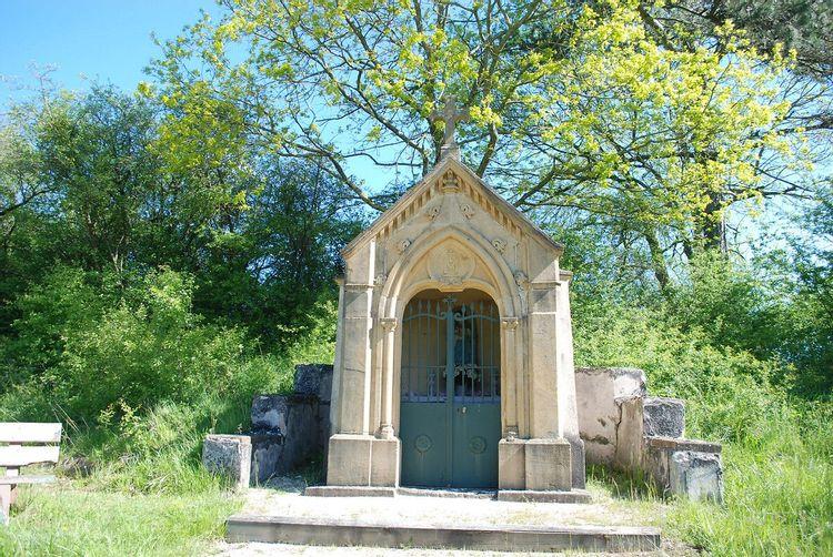 Chapelle de la Hayotte à Friauville en Meurthe-et-Moselle