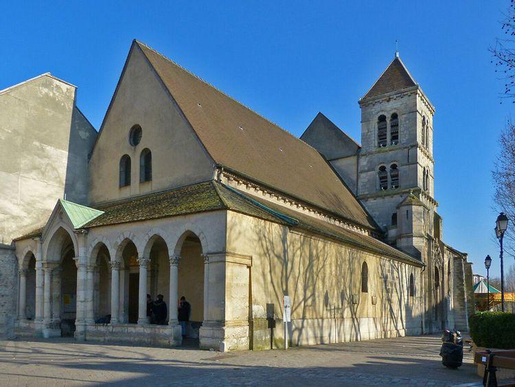eglise saint-nicolas de saint-maur-des-fossés