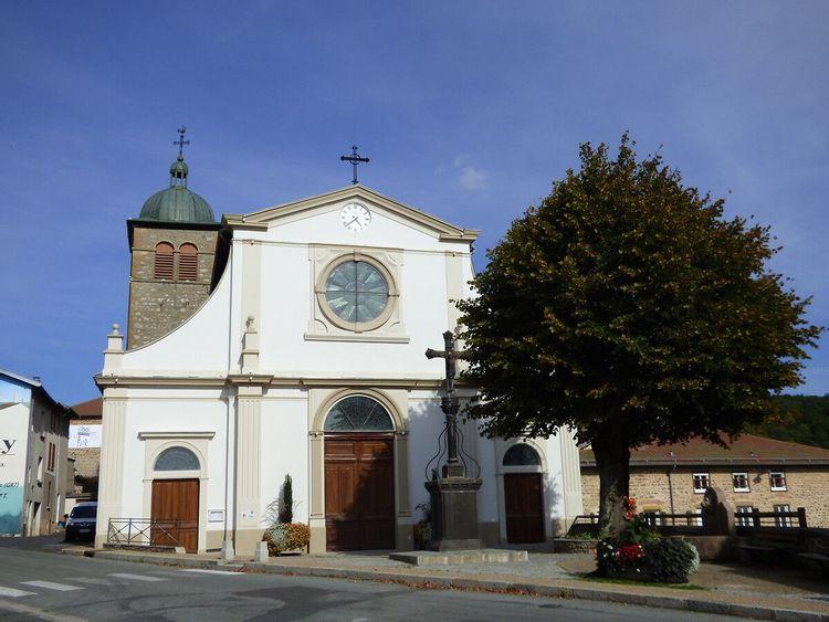 Eglise Saint-Georges de Violay