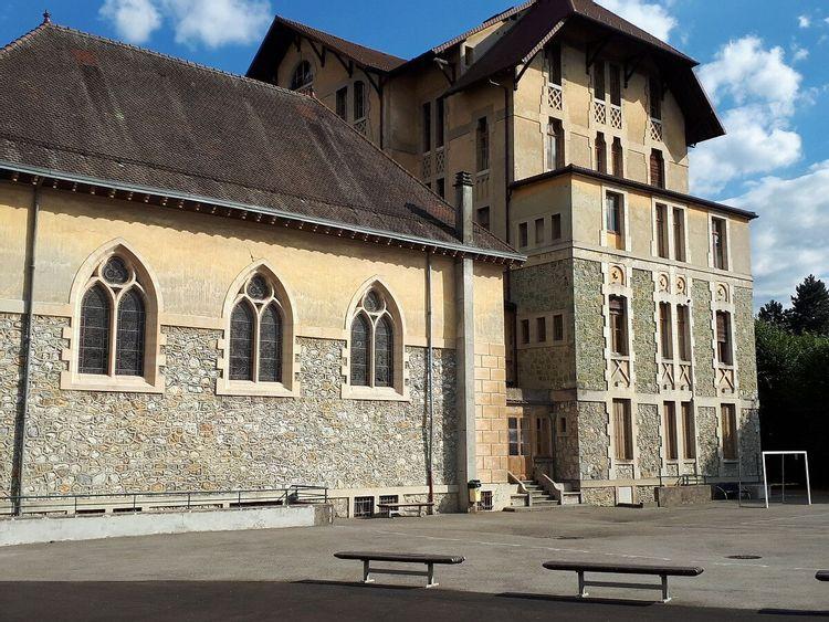 Chapelle des Tilleuls à Annecy en Haute-Savoie