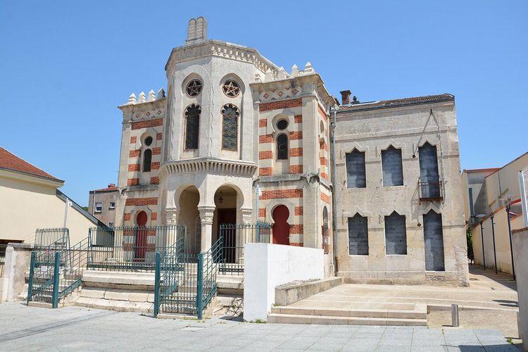 Synagogue de Verdun dans la Meuse