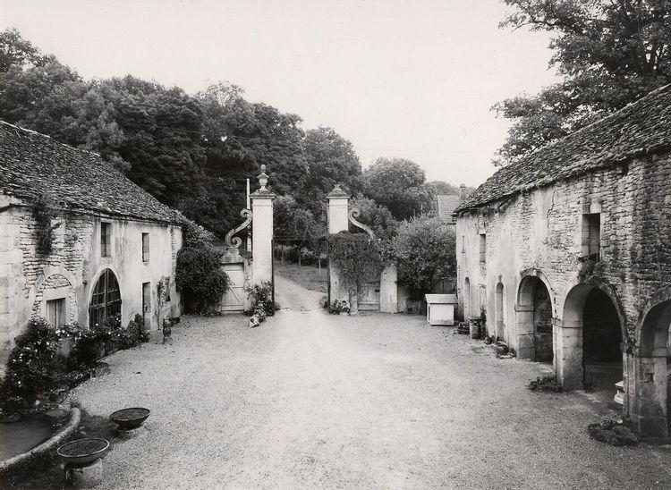 entrée abbaye