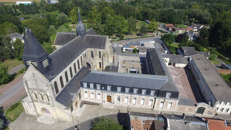 Abbaye Notre-Dame de Ham