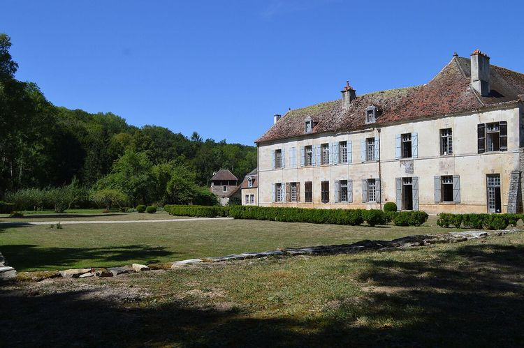 abbaye d'oigny