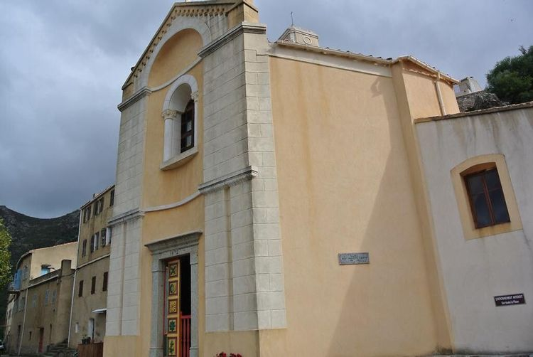 Eglise Saint-Joseph de Nessa en Haute-Corse