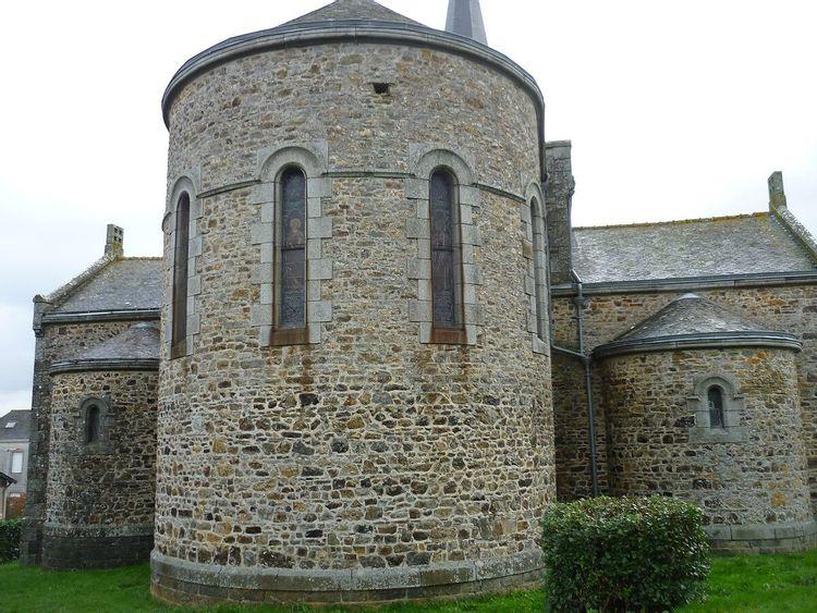 Eglise Saint-Laurent à Olivet