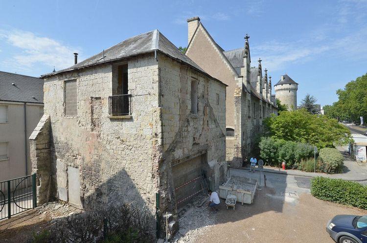 Bibliothèque d'Histoire de la Touraine à Tours