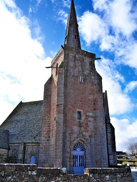 Chapelle de la Clarté à Perros-Guirec © Ville de Perros-Guirec - Ronan MENJOT