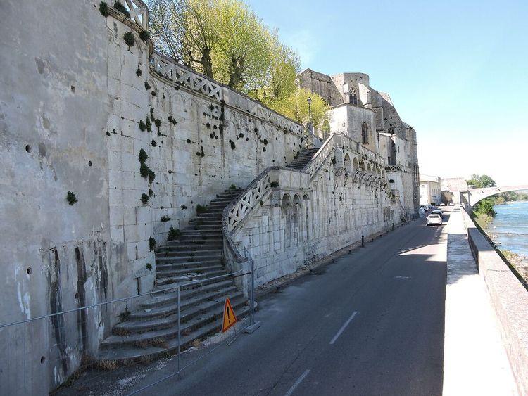 escalier monumental saint pierre