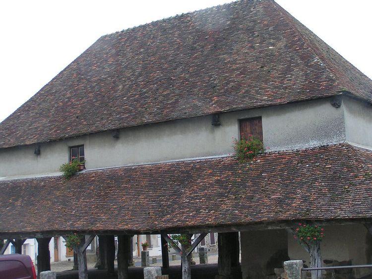 Halle de Marigny en Orxois