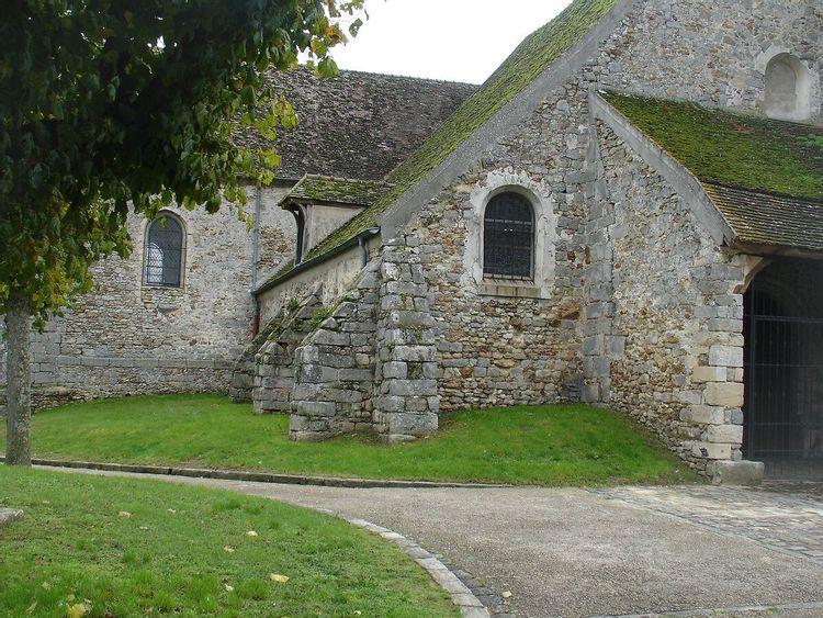 Eglise Saint-Paul de Chailly-en-Bière