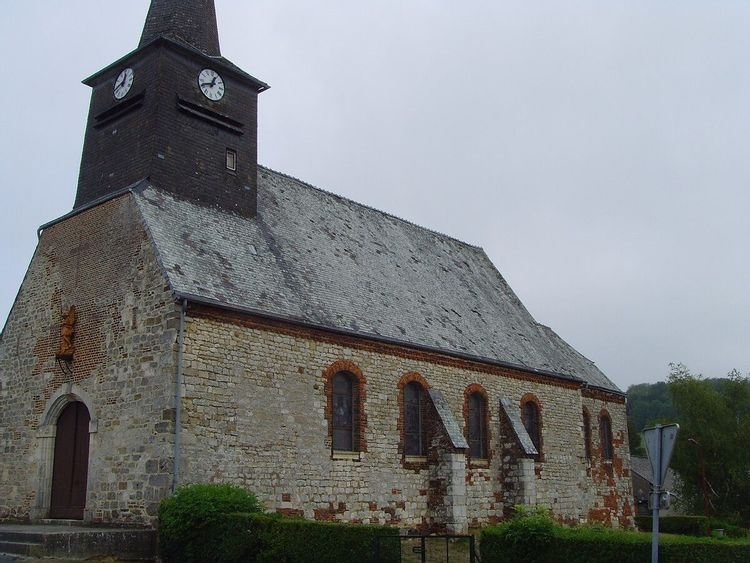 Eglise Saint-Michel de Leuze