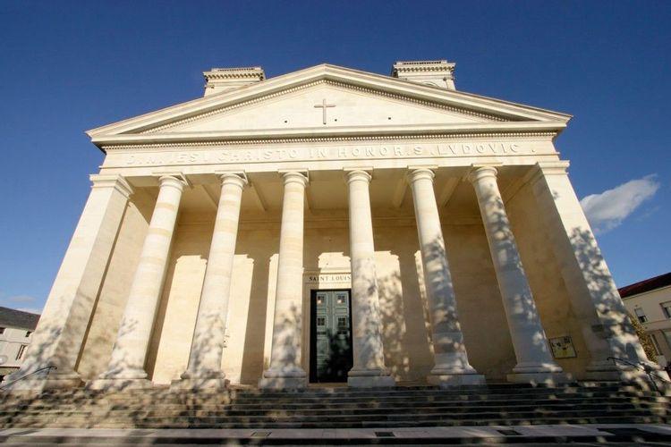 Eglise Saint-Louis de La Roche-sur-Yon