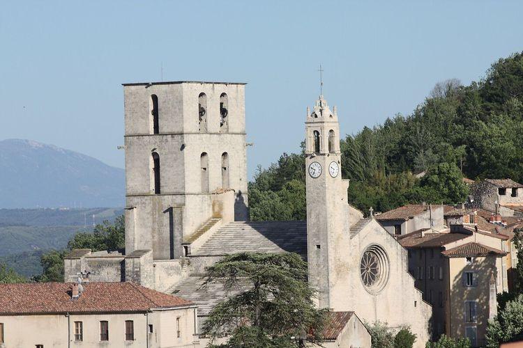 Cathédrale Notre-Dame du Bourguet à Forcalquier