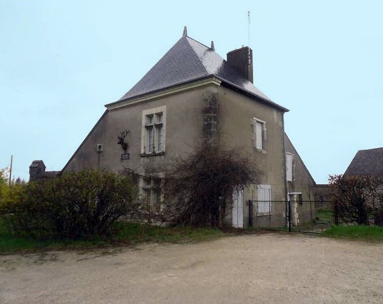 Pavillon de Thoury du Domaine national de Chambord